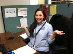 Marie McSweeney, VMC at Digital Harbor High School