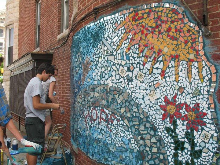 Project PLASE mosaic