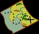 scroll-map