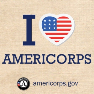 I Love AmeriCorps