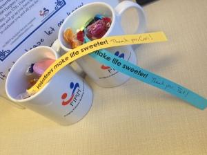 Roz Volunteer Mug