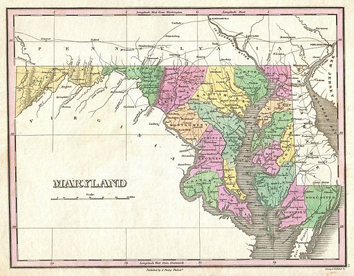 512px-1827_Finley_Map_of_Maryland_-_Geographicus_-_Maryland-finley-1827